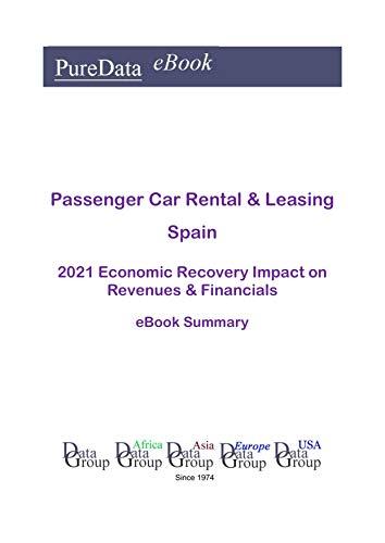 Passenger Car Rental & Leasing Spain Summary: 2021 Economic Recovery Impact on...