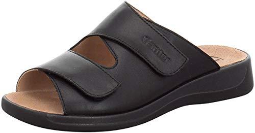 Ganter MONICA-G, Damen Pantoletten, Schwarz (schwarz), 34.5 EU (2 UK)