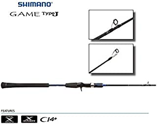 SHIMANO Game TypeJ GTYPJB603 Jigging Conventional Rod
