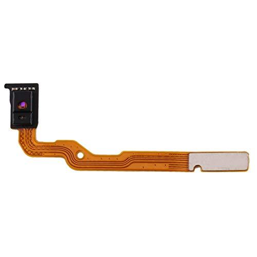 "Compatbile""FOR HUAWEI MATE 20 LITE (6.3) SNE-LX1 SNE-L21 SNE-AL00 Cable Flat Flex sensore prossimità luce schermo display,Ribbon with Induction Light Sensor"