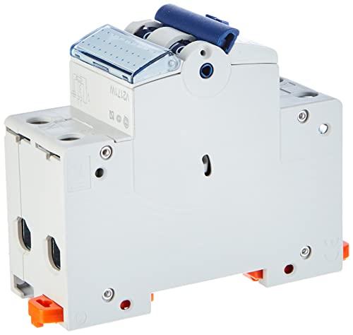 Gewiss - Interruttore Magnetotermico Differenziale Compatto - Mdc 45 - 1P+N Curva C 16A Tipo AC Idn=0,03A - 2 Moduli