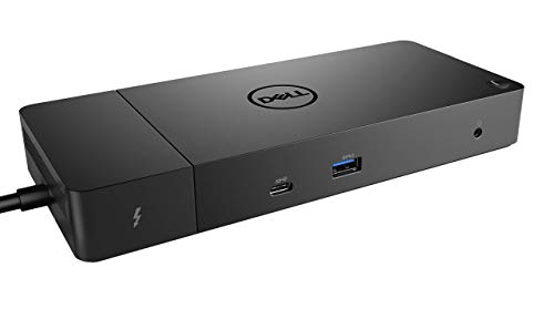 Dell WD19TB Thunderbolt Docking Station with 180W AC Power Adapter (130W Power Delivery) - (RENEWED)