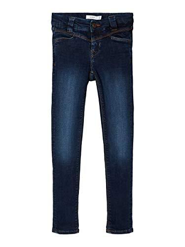 NAME IT Girl Jeans Skinny Fit 98Dark Blue Denim