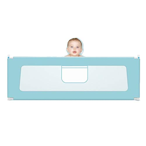 HOME-Furniture Toddlers Safety Bed Rail,Extra Tall Bed Rail For Toddlers,For Infant Kids Twin, Double, Full Size Queen, King Mattress,Foldable For Kids Baby Bed Guard Rail High 71-92cm