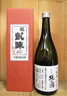 丸尾酒造『悦凱陣 純米酒 無濾過生 オオセト 30BY』
