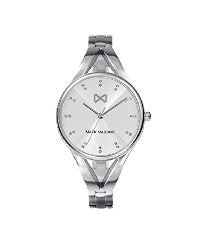 MARK MADDOX - Reloj Acero Brazalete Sra Mm - MM7124-00