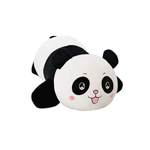 Encantadora muñeca de Panda Suave Peluche de Peluche Almohada de Almohada Sofá de hogar Muebles Cojín leilims (Color : 1)