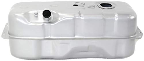 Fuel Tank Compatible with MAZDA PICKUP 1987-1992 Std Cab with Short Bed Manual Transmission Carburetor 1 Vent Tube 16 Gal.