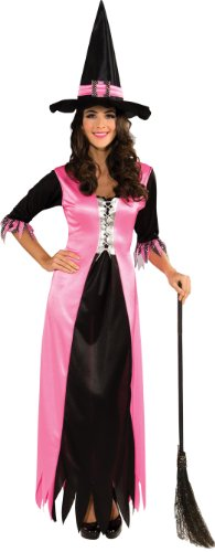 Women's Black Witch Costumes - Rubie's Classic Witch Blue and Black