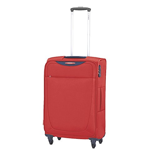 Samsonite - Base Hits Spinner (66cm-69Litros) (Rojo)