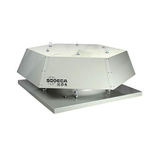 Sodeca 1006358 Extractor helicoidal, Beige