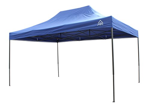 All Seasons Gazebos, 3x4.5m, Heavy Duty, Fully Waterproof, PVC Coated, Premium Pop Up Gazebo Carry Bag With Wheels