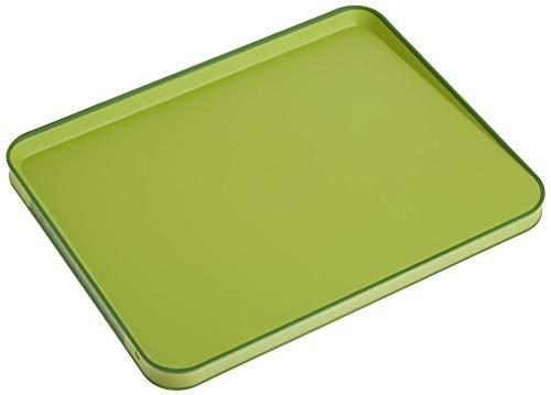 Joseph Joseph Cut & Carve Plus - Multifunktionsschneidebrett, groß - grün