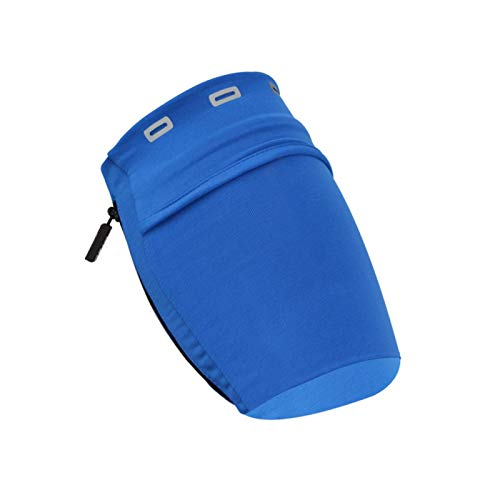 MOVKZACV Bolsa de brazo para teléfono deportivo para correr, portátil, para exteriores, compatible con todos los teléfonos, tarjeta, efectivo, soporte para teléfono