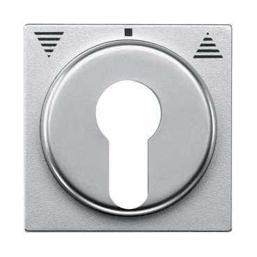 Schneider ELEC ppm–PME 3010–Deckel Rolladen Schlüssel Elegance Aluminium