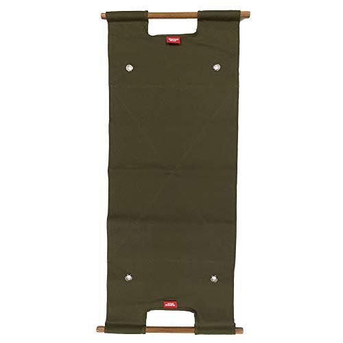 Hang Out ハングアウト 折り畳み 薪バッグ ログキャリー コンパクト  (単品 スタンドなし) オリーブ LGC-400