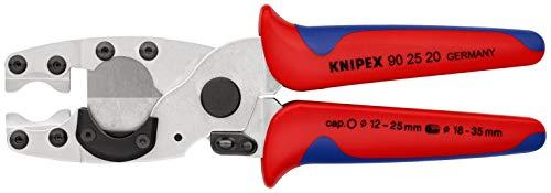 KNIPEX 90 25 20 Rohrschneider für Verbundrohre mit Mehrkomponenten-Hüllen 210 mm