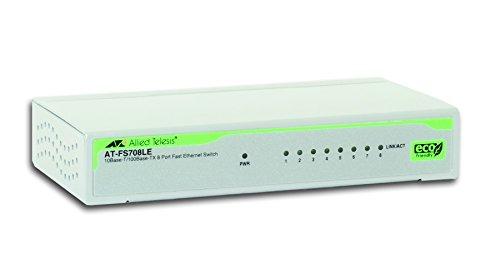 8port 10/100bt Unmanaged Switchw/External Power Supply