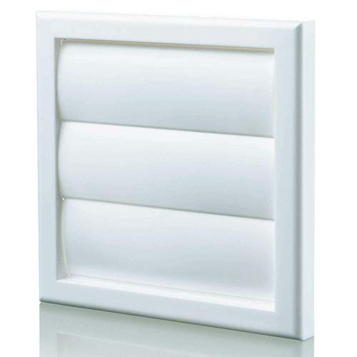HOME.IN ABS Vent Cover for Chimney Pipe, Size-6-inch (White)