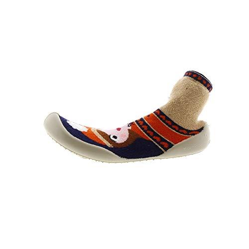 Zapatos Niña Zapatillas Casa Collegien 511-e Marion Rojo 34I35