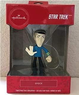 NEW Hallmark 2019 Star Trek SPOCK Christmas ORNAMENT