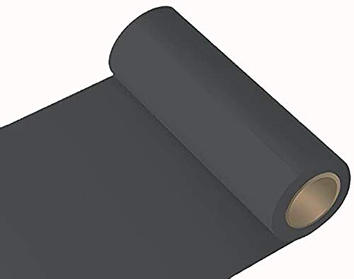 Oracal 631 - Orafol matt - Plotterfolie - für Küchenschränke und Dekoration Folie 25m Rolle Rolle - 50 cm Folienhöhe - 73-dunkelgrau - Markierungen, Beschriftungen und Dekorationen - Klebefolie - Plotterfolie - Wandschutzfolie - Möbelfolie - Fahrzeugfolie - selbstklebend - Küchenfolie - Dekofolie - Möbel - Aufkleber - Folie
