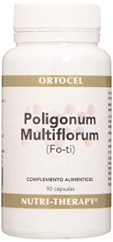 Ortocel Nutri-Therapy Poligonum Multiflorum (Fo-Ti) 500Mg. 90Cap. 1 unidad 300 g
