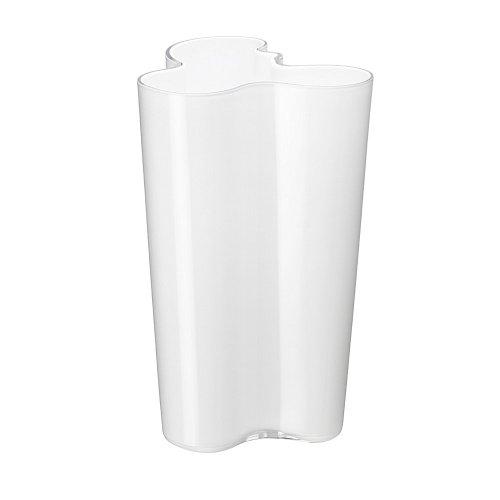 Iittala Alvar Aalto Collection - Finlandia Vase - 251 mm - Opalweiß