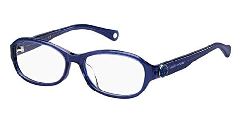 Marc Jacobs Brillengestelle Marc 94/F Monturas de gafas, Azul (Blau), 53.0 para Mujer