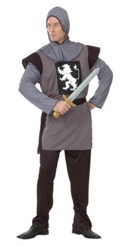 Desconocido Déguisement de chevalier médiéval pour homme
