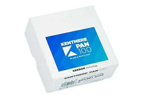 ケントメア 中庸感度モノクロフィルム Kentmere PAN 100 135-30.5m巻き KMP100135100F