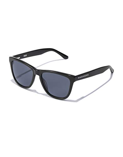 HAWKERS X Gafas de sol, Black · Dark, One Size Unisex-Adult