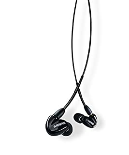 Shure SE315-K, Sound Isolating Earphone, Hi-Definition Micro Speaker with Tuned Bass Port (Black) (B00426DND4)   Amazon price tracker / tracking, Amazon price history charts, Amazon price watches, Amazon price drop alerts