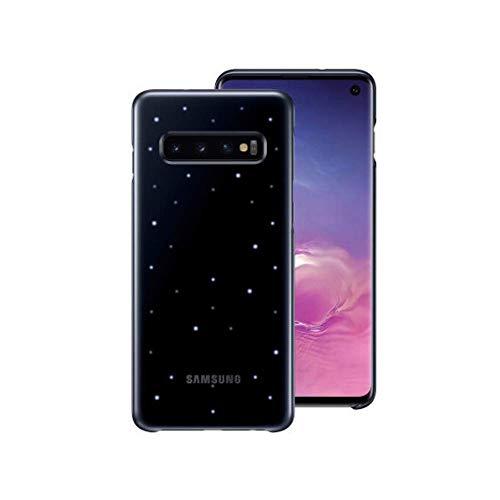 LED Cover für Galaxy S10 Schwarz