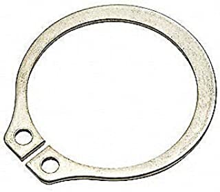 Pack of 25 Retaining Ring Min Int Housing M24 SS PL Qty 25,
