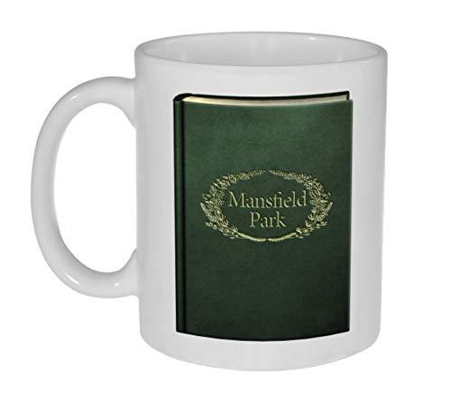 Taza de Las novelas de Jane Austen - Mansfield Park - Taza para los Amantes de Las novelas de Jane Austen