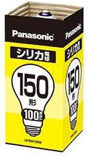 パナソニック シリカ電球 【品番】(P)LW100V150W