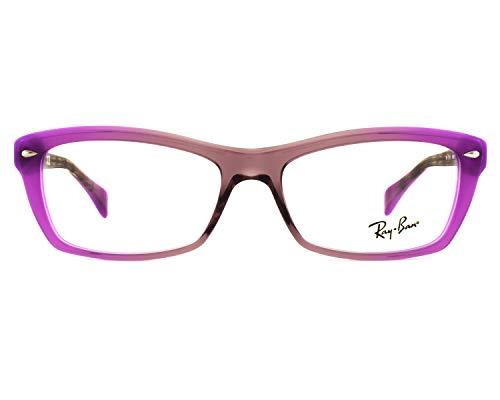 RAY-BAN RB5255 - 5489 Eyeglasses Pink Multicolour 53mm