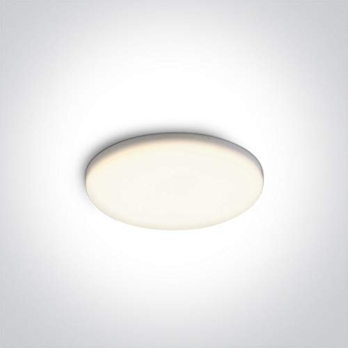 ONE Light - 10108CF/C LED sin marco 8W CW IP65 230V