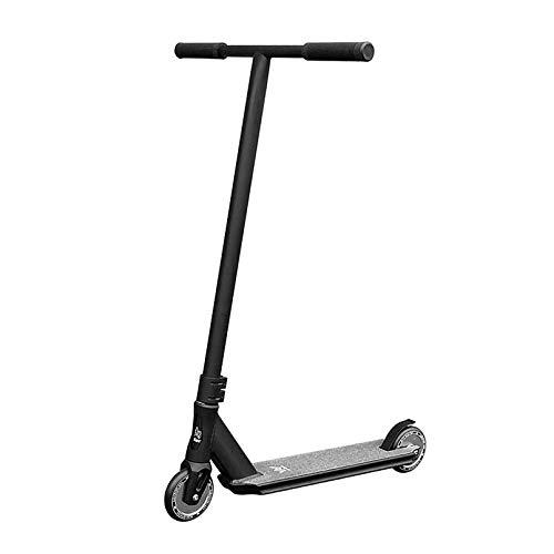 LIYANJJ Pro Scooters - Patinete para Principiantes/Patinete de Acrobacias Fácil Giro para niños Estilo Libre, Viaje Escolar o Aprendizaje Truco Scooter se Mueve fácil de Montar