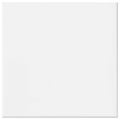 Glacier White 12 in. x 12 in. Ceramic Floor and Wall Tile (11 sq. ft. / case)
