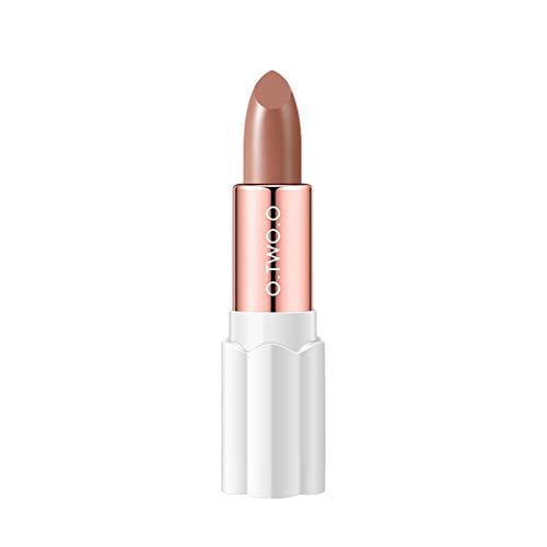 Precioul Matt Lippenstift Set Antihaft Tasse Lippenstift, Long Lasting Lippenstift Die integrierte Farbschutz-Technologie bewirkt eine langanhaltende Intensität der Farbe