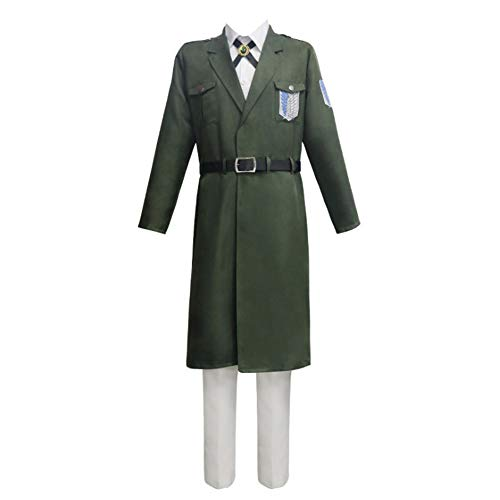Anime Attack On Titan Castle Cosplay Costumes Eren Yeager Cosplay...