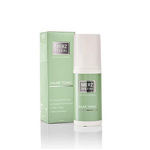 Merz Spezial Professional Tónico capilar – Tónico con cafeína y biotina para menos pérdida de cabello y cabello denso y fuerte (1 x 100 ml)