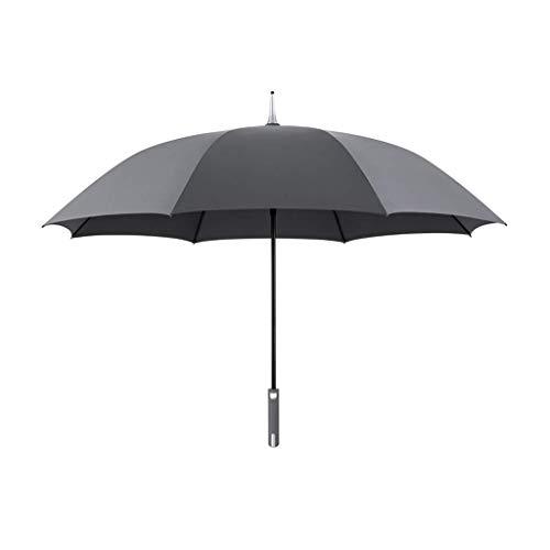 ZHENAO Sombrillas Plegables Paraguas de Golf Grande, Paraguas de Lluvia de Viaje con Doble Dosel Resistente Al Agua a Prueba de Viento, Paraguas Ventilados de Gran Tamaño para 2Men