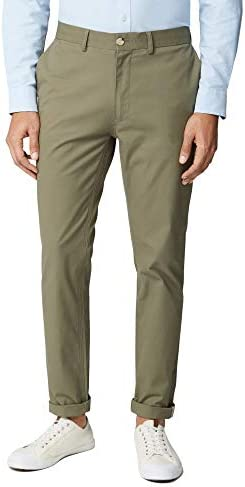 Ben Sherman Signature Slim Stretch Chino Pantalones para Hombre