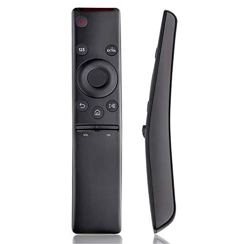 QUANLEIRC Nuovo telecomando universale sostitutivo per telecomando TV Samsung BN59-01259B BN59-01259E BN59-01260A, compatibile con i modelli Smart 4K UHD Ultra LED LCD HDTV serie 6 serie 7 (nero)
