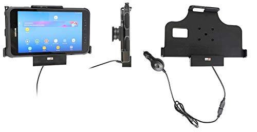 Brodit Gerätehalter 712003   Made IN Sweden   mit Ladefunktion für Tablets - Samsung Galaxy Tab Active 2. SM-T390/SM-T395, Galaxy Tab Active 2 SM-T390/SM-T395, Galaxy Tab Active 3 SM-T570/SM-T575