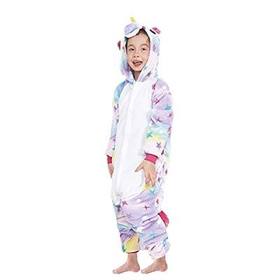 Pijama Unicornio Star Niña (7-9 años) (+ Tallas) Carnaval Unicornios
