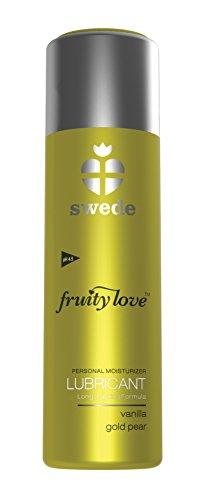 Swede fruity love lubricante manzana golden vainilla